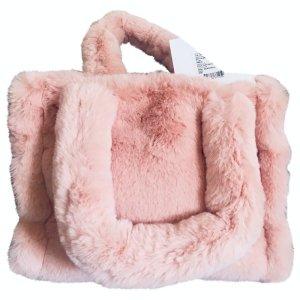 IT Piece: NEU-  Kuschel Tasche, Handtasche, faux fur-