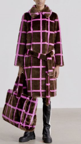 IT Piece, NEU mit Etikett - faux fur, Teddymantel, sehr**kuschelig, Wintermantel