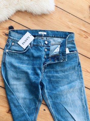 IT Piece: ✨Neu/ungetragen mit Etikett, GANNI Jeans, Slit Pants,