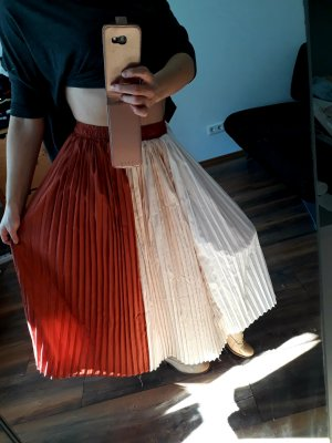 Circle Skirt multicolored polyester