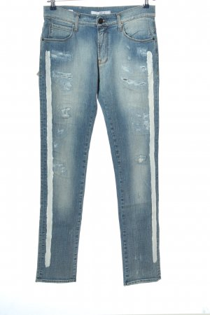 IT'S ME Tube jeans blauw casual uitstraling