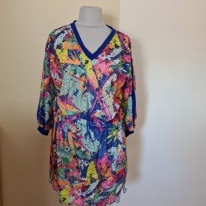 Italenisches Designerkleid Beachwear Gr. 40-44