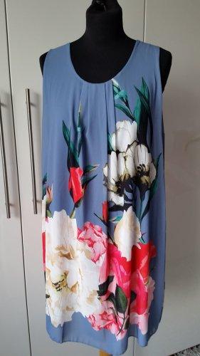 Italia Moda Neu Sommerkleid mit Blumenprint Gr. 38/40