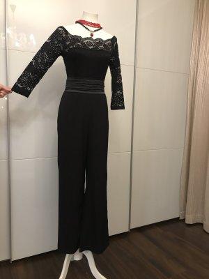 19V69 ITALIA Robe de cocktail noir