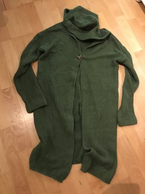 italienische Mode Veste de pilote vert foncé-vert forêt