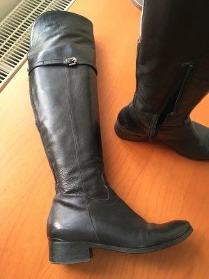Italienische Overnee Stiefel