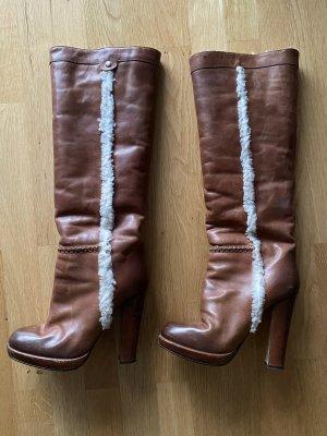 Italienische Stiefel Gr. 39