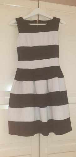styled in italy Evening Dress white-black