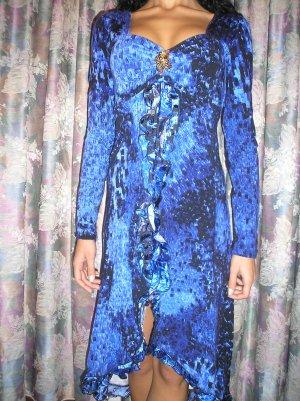 Italy Boutique Abend Kleid wie neu, toller Schnitt und Farbe
