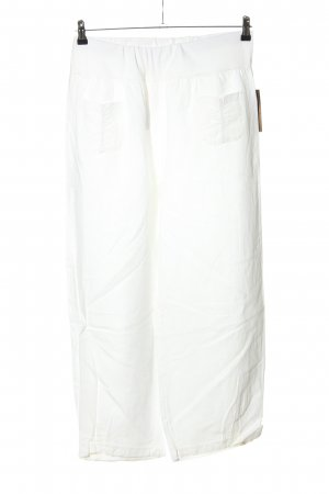 Italy Linen Pants white casual look