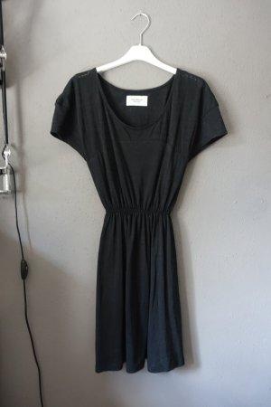 Ivana Helsinki Kleid, schwarz, Kurzarm, sehr schön!