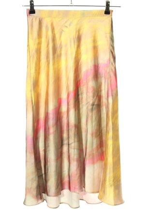 Ivivi High Waist Rock Farbverlauf Elegant