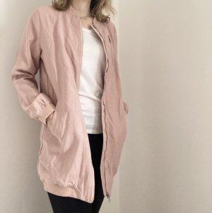 Ivivi Jacke Mantel rosa rose 38 M