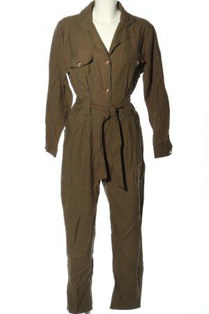 Ivivi Jumpsuit bronzefarben Casual-Look