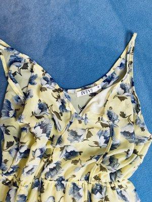 Ivivi Flounce Dress primrose