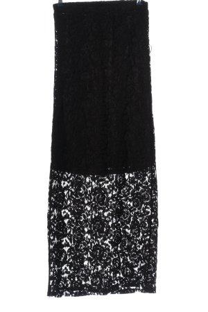 Ivivi Spitzenkleid schwarz Elegant