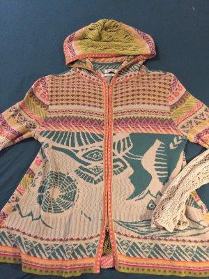 Ivko Gilet tricoté multicolore