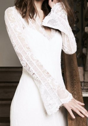 Ivy&Oak Bridal Blogger Dress XS