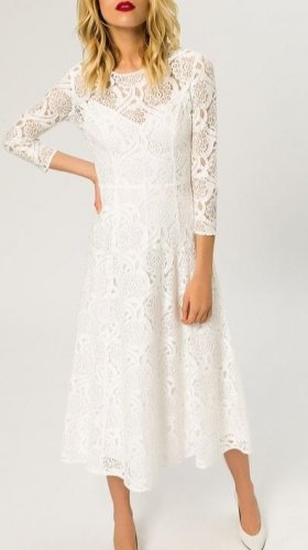 Ivy&Oak Bridal Midi Dress -38