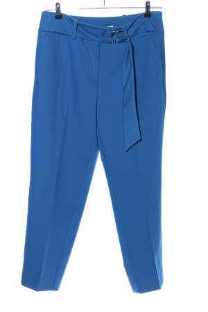 Ivy & Oak Bundfaltenhose blau Casual-Look