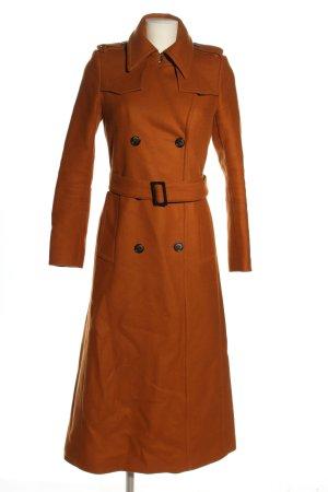 Ivy & Oak Abrigo de piloto naranja claro look casual