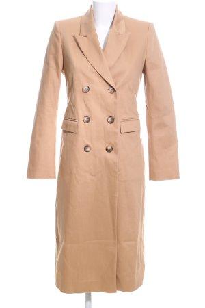 Ivy & Oak Marynarski płaszcz nude W stylu casual