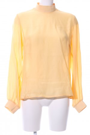 Ivy & Oak Langarm-Bluse goldorange Casual-Look