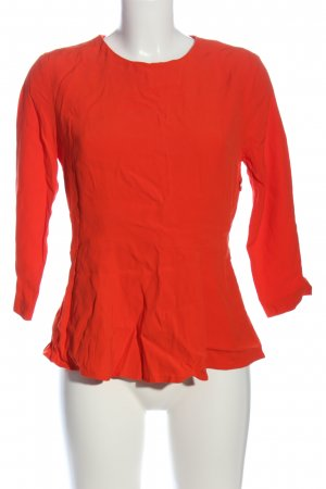 Ivy & Oak Langarm-Bluse rot Casual-Look