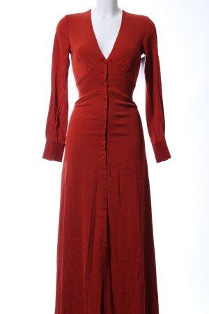 Ivy & Oak Maxi abito rosso elegante