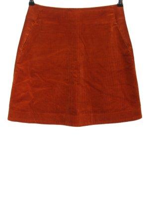 Ivy & Oak Minifalda rojo look casual
