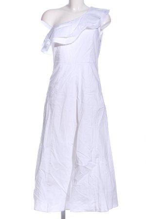 Ivy & Oak One-Shoulder-Kleid weiß Casual-Look