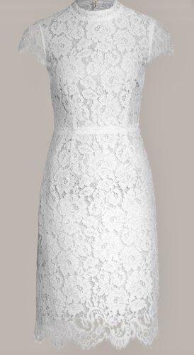Ivy & Oak Wedding Dress white