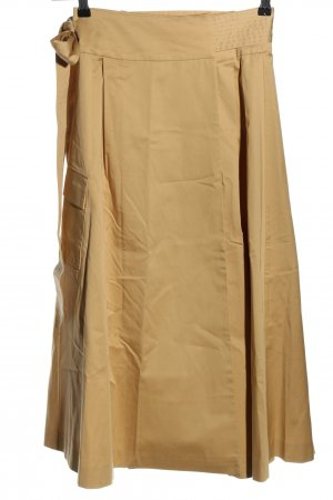 Ivy & Oak Wraparound Skirt natural white casual look