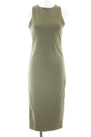 Ivy Park Stretch Dress khaki casual look