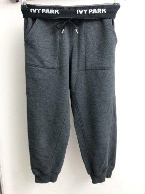 IVY PARK Sweatpants Jogginghose joggers 3/4 Shorts pants Capri Gr. XS S 34-36