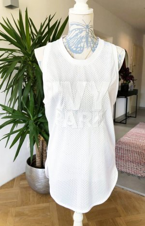 Ivy Park Długi top biały