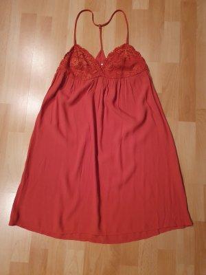 Ivyrevel Vestito da spiaggia arancione scuro-ruggine