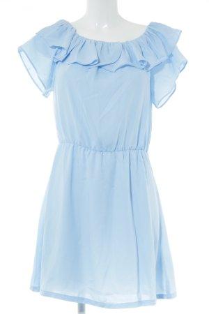 Ivyrevel Abito a fascia blu stile casual