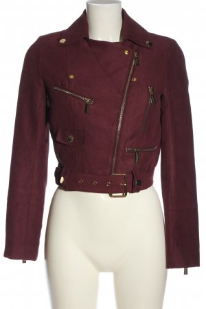 Ivyrevel Bikerjacke rot Casual-Look