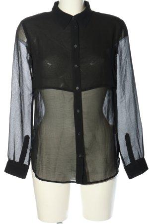 Ivyrevel Hemd-Bluse schwarz Casual-Look