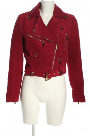 Ivyrevel Giacca corta rosso stile casual