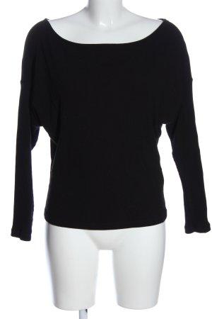 Ivyrevel Langarm-Bluse schwarz Casual-Look