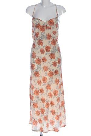 Ivyrevel Maxi abito stampa integrale elegante