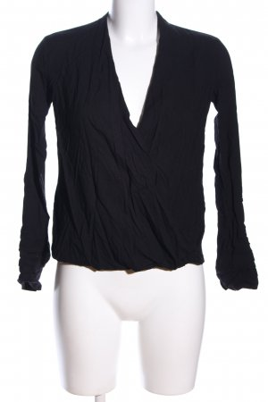 Ivyrevel Camicia a tunica nero stile casual