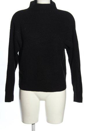 Ivyrevel Maglione lavorato a maglia nero stile casual