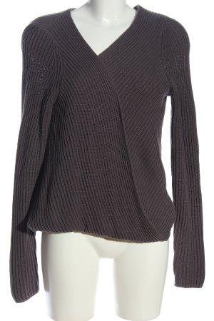 Ivyrevel Maglione lavorato a maglia grigio chiaro stile casual