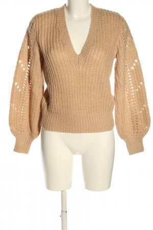 Ivyrevel Strickpullover nude Casual-Look