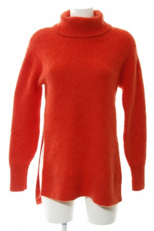 Ivyrevel Strickpullover rot Casual-Look