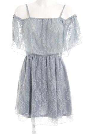 Ivyrevel Trägerkleid hellblau Blumenmuster Romantik-Look