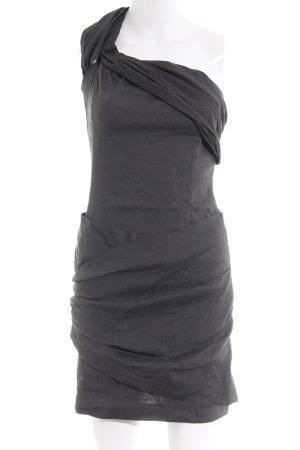 Ixos Minikleid grau extravaganter Stil